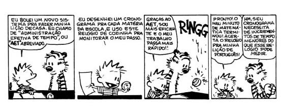 AET por Calvin
