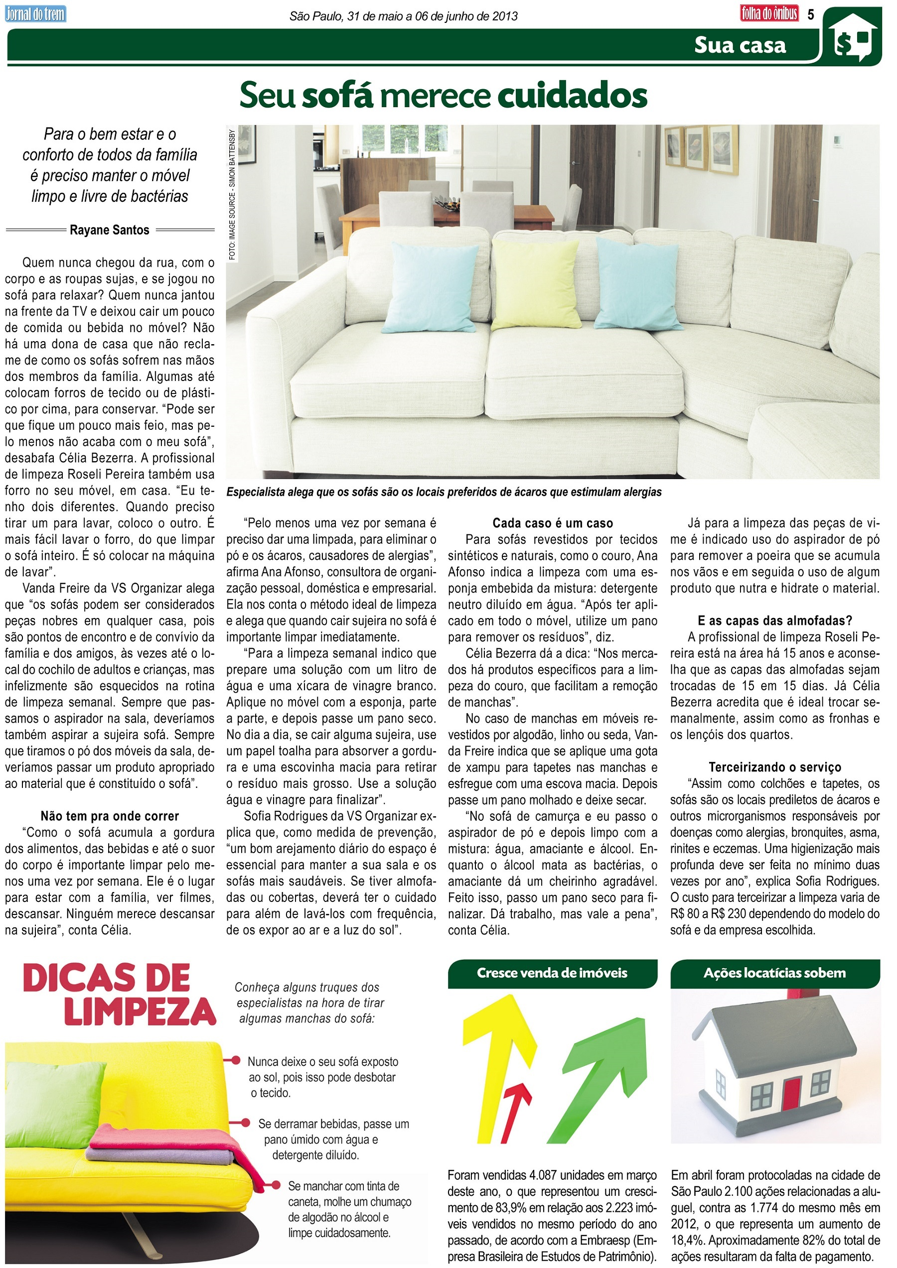 Jornal do Trem maio 2013