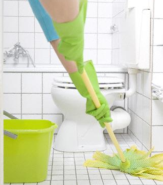 limpeza piso