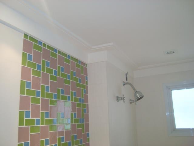 Manutenção Da Casa Como Remover Mofo Do Teto Do Banheiro