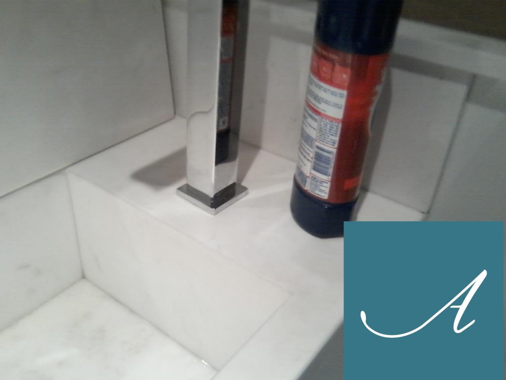 Limpeza lavabo 1
