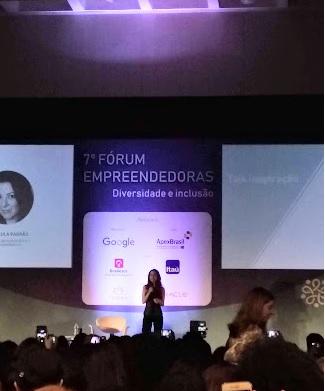 201f40b19 O Fórum Empreendedoras é realizado pela Rede Mulher Empreendedora, a  primeira e maior rede de apoio a empreendedoras do Brasil com curadoria de  Ana Lúcia ...